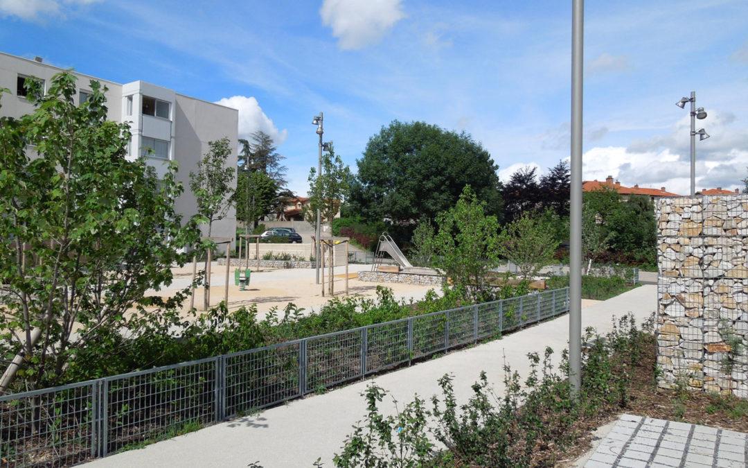 Quartier du Montcel
