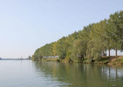 Itinéraire fluvestre Saône