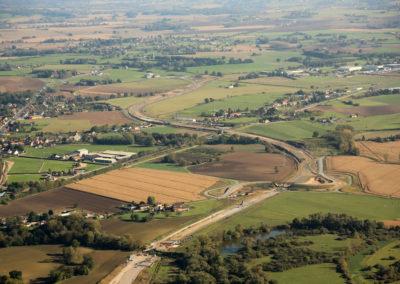 RN7 Déviation de Varennes-sur-Allier